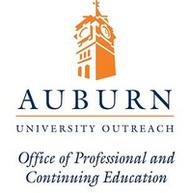 Auburn University Outreach Office of Professional and Continuing Education